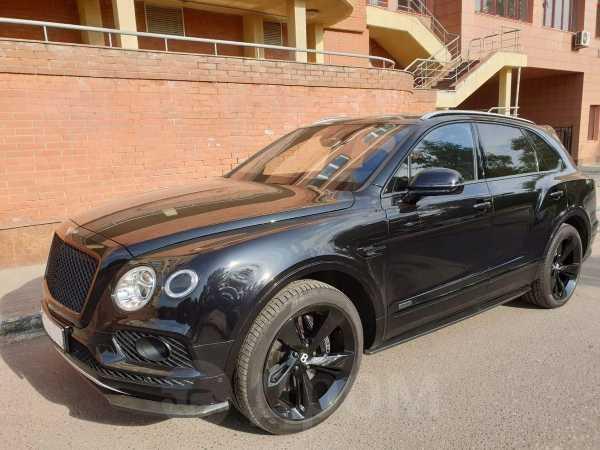 Bentley Bentayga, 2017 год, 11 550 000 руб.