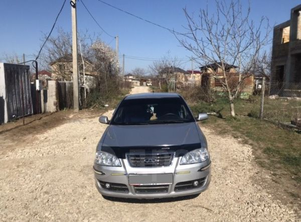 Chery Amulet A15, 2011 год, 200 000 руб.