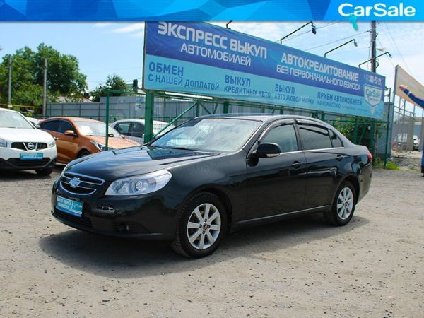 Chevrolet Epica, 2011 год, 455 000 руб.