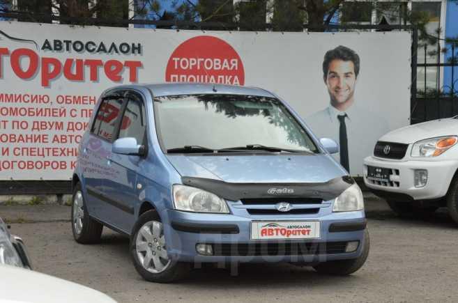 Hyundai Getz, 2005 год, 300 000 руб.