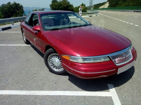 Lincoln Mark VIII, 1993 год, 500 000 руб.