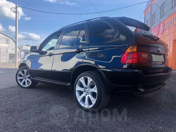 BMW X5, 2003 год, 557 000 руб.