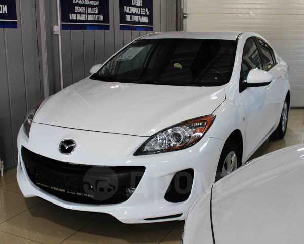 Mazda Mazda3, 2012 год, 479 900 руб.