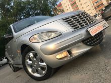 Chrysler PT Cruiser, 2003 г., Тюмень