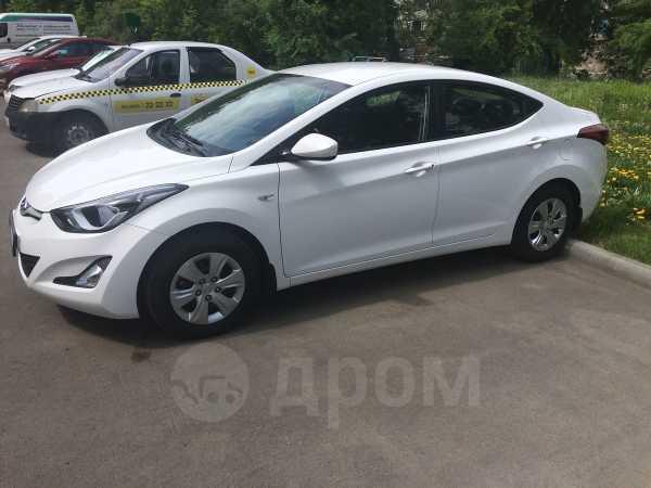 Hyundai Elantra, 2015 год, 870 000 руб.