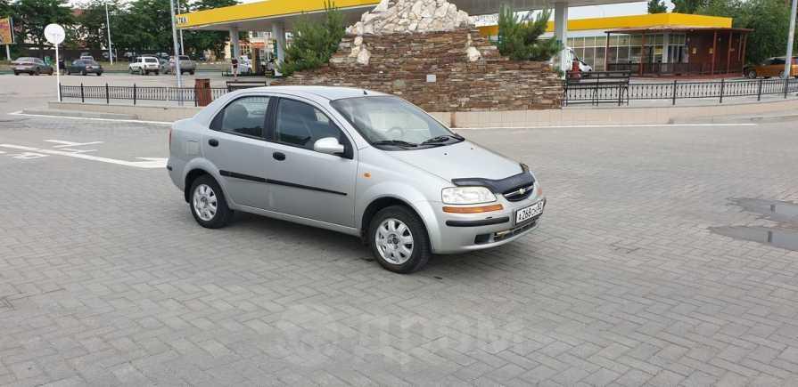 Chevrolet Aveo, 2004 год, 148 000 руб.