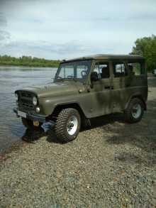 УАЗ 469, 2001 г., Красноярск