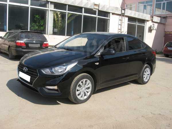 Hyundai Solaris, 2017 год, 782 000 руб.
