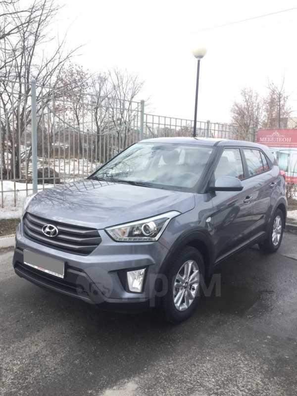 Hyundai Creta, 2018 год, 1 069 000 руб.