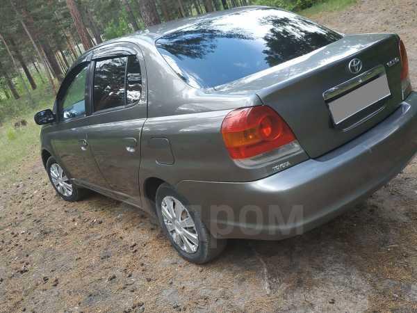 Toyota Echo, 2002 год, 235 000 руб.
