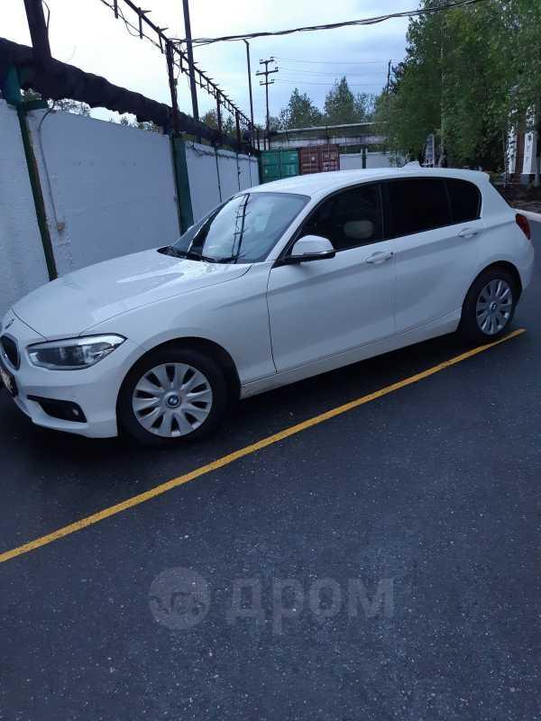 BMW 1-Series, 2016 год, 1 150 000 руб.