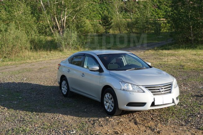 Nissan Sentra, 2014 год, 595 000 руб.