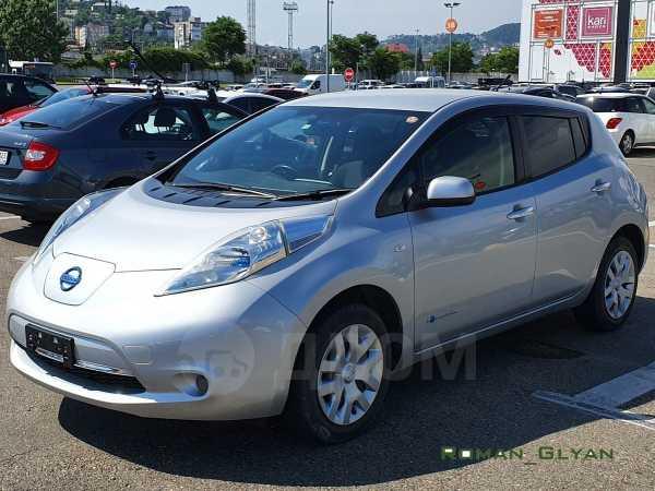 Nissan Leaf, 2012 год, 699 000 руб.