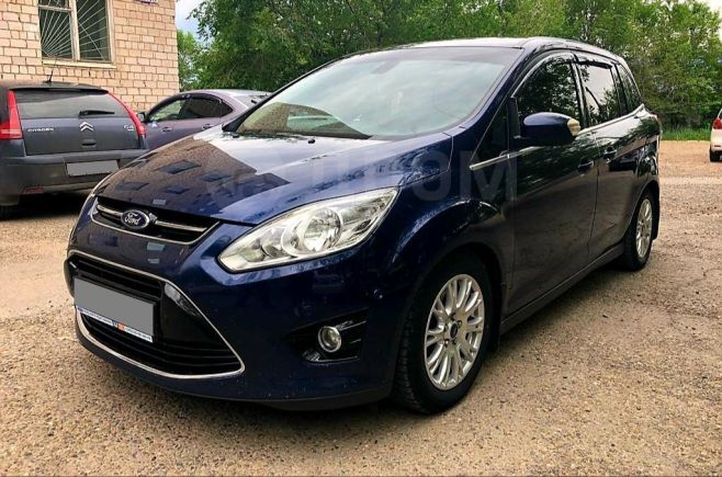 Ford Grand C-MAX, 2011 год, 645 000 руб.