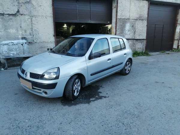 Renault Clio, 2003 год, 150 000 руб.
