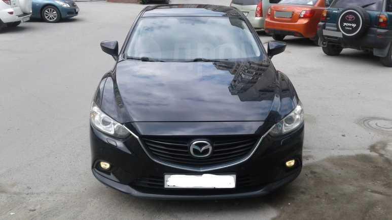 Mazda Mazda6, 2014 год, 980 000 руб.