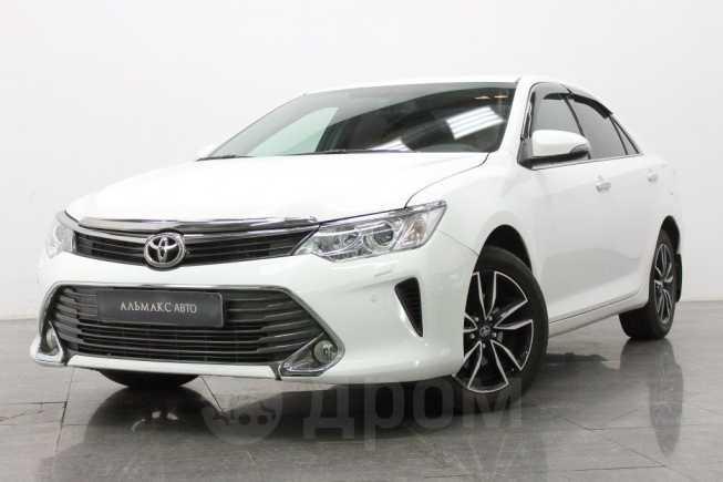 Toyota Camry, 2017 год, 1 429 000 руб.
