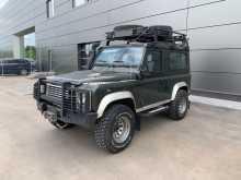 Land Rover Defender, 2007 г., Новосибирск