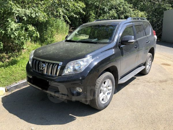 Toyota Land Cruiser Prado, 2010 год, 1 820 000 руб.