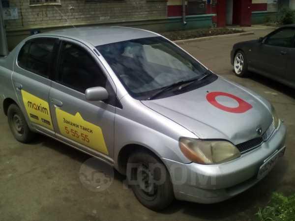 Toyota Platz, 2002 год, 155 000 руб.