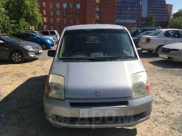 Honda Mobilio, 2002 год, 197 000 руб.