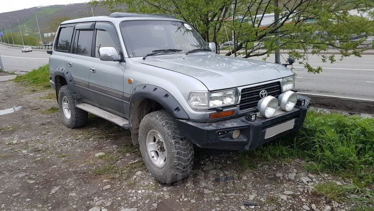 Toyota Land Cruiser, 1995 год, 330 000 руб.