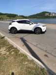 Toyota C-HR, 2016 год, 1 480 000 руб.