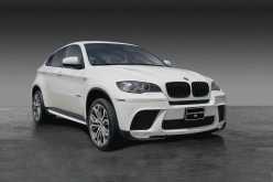 Уссурийск BMW X6 2011