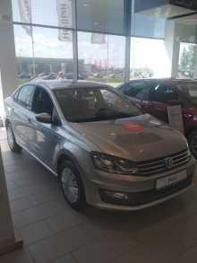Volkswagen Polo, 2019 г., Омск