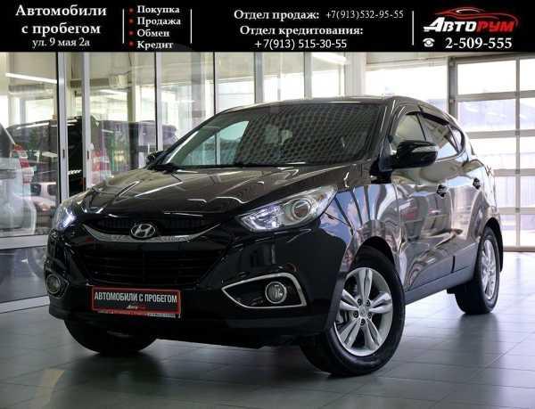 Hyundai ix35, 2012 год, 887 000 руб.
