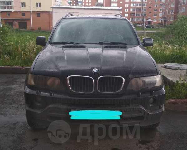 BMW X5, 2002 год, 450 000 руб.