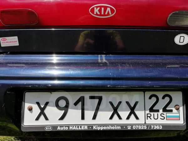 Kia Sephia, 1997 год, 98 000 руб.