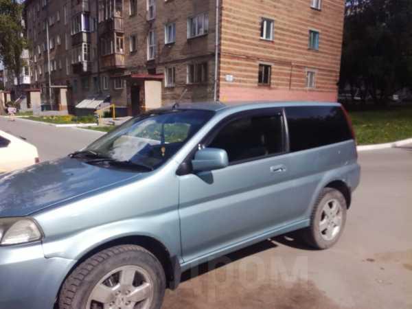 Honda HR-V, 2001 год, 299 000 руб.