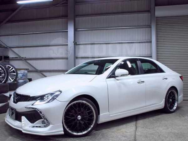 Toyota Mark X, 2010 год, 380 000 руб.
