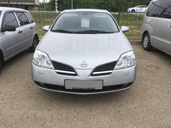 Nissan Primera, 2007 год, 475 000 руб.