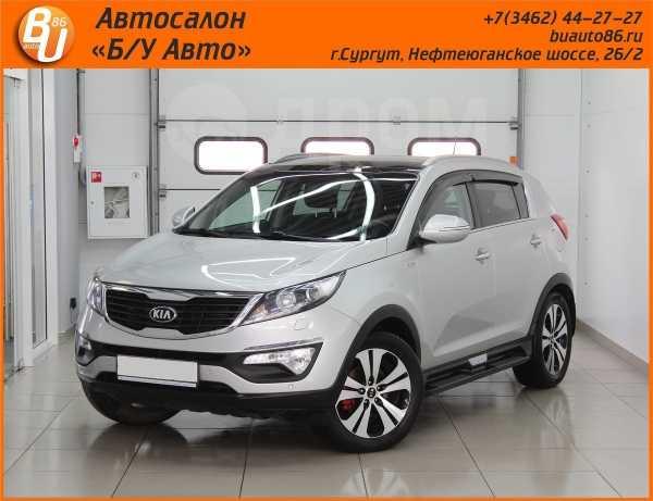 Kia Sportage, 2013 год, 975 000 руб.