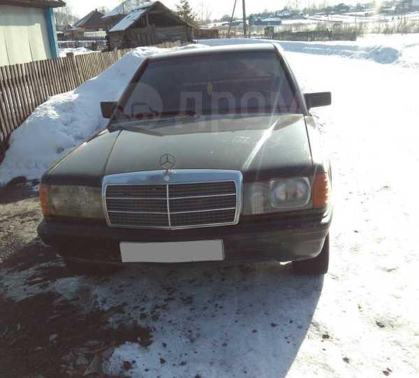Mercedes-Benz 190, 1988 год, 85 000 руб.