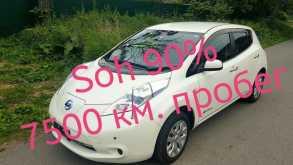 Владивосток Nissan Leaf 2014