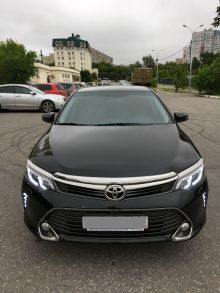 Хабаровск Toyota Camry 2015