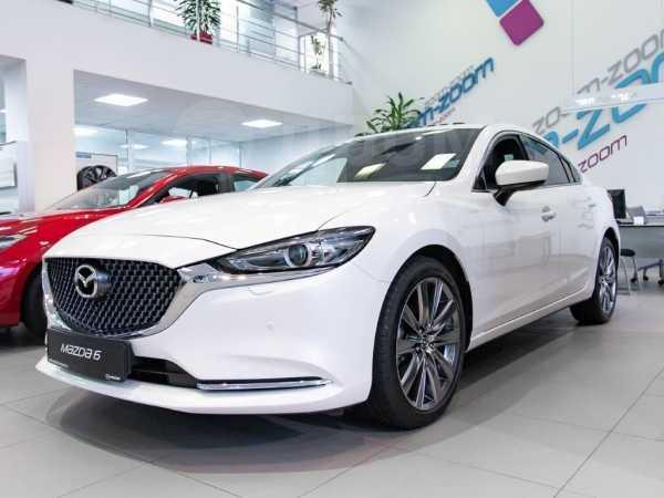 Mazda Mazda6, 2019 год, 1 755 000 руб.