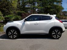 Сочи Nissan Juke 2013