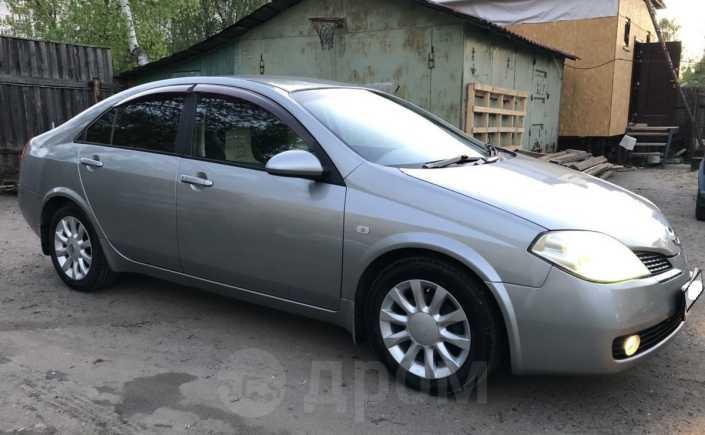 Nissan Primera, 2003 год, 595 000 руб.