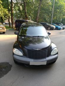 Chrysler PT Cruiser, 2001 г., Москва