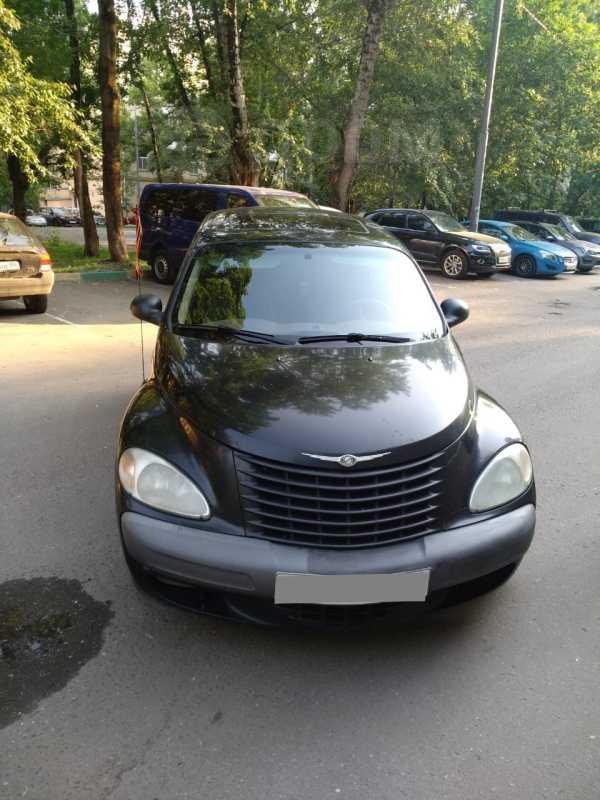 Chrysler PT Cruiser, 2001 год, 160 000 руб.