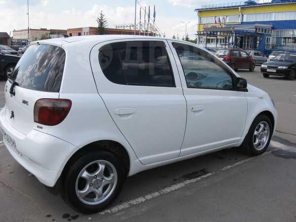 Toyota Yaris, 2003 год, 290 000 руб.