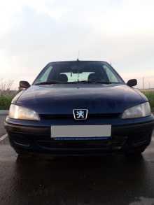 Peugeot 106, 2001 г., Омск