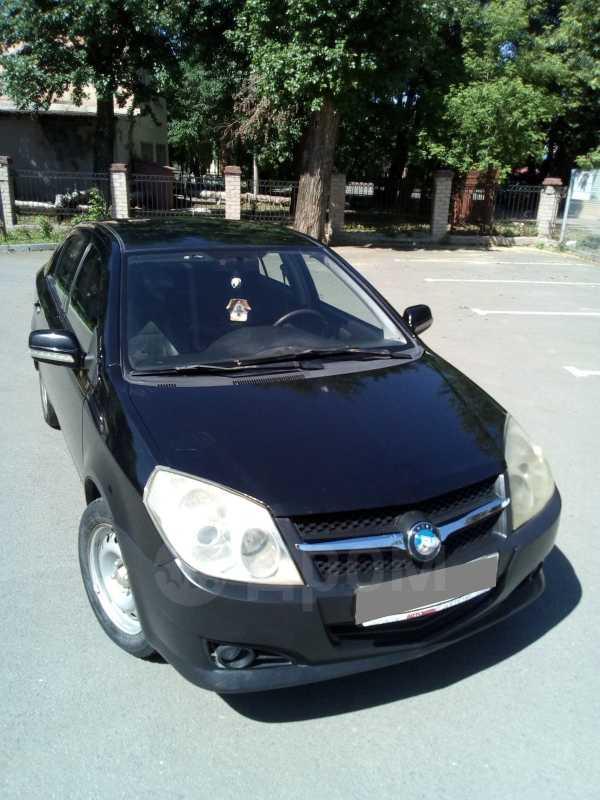 Geely MK, 2012 год, 137 999 руб.