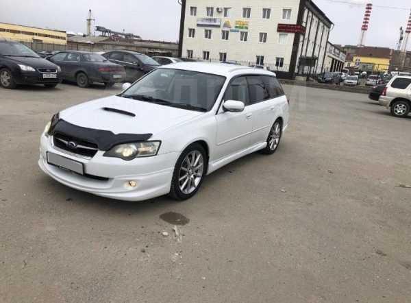 Subaru Legacy B4, 2005 год, 399 000 руб.