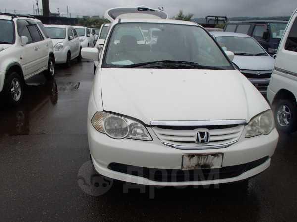 Honda Odyssey, 2002 год, 230 000 руб.
