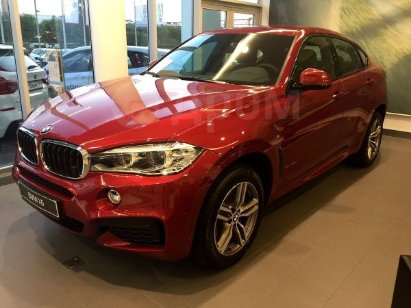 BMW X6, 2019 год, 5 190 000 руб.
